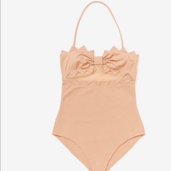 3bfb5e7fba9 Marysia Swim Nude Maillot One-piece Bathing Suit. M_5a8df4de8290af424faff7e0